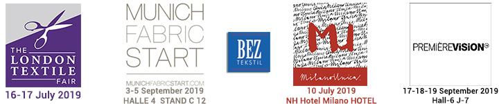 textilefair,london,munich,premiere